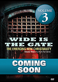 WIDE IS THE GATE VOLUME 3 DVD Cover